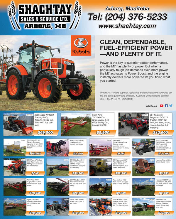 Home -Shachtay Sales and Service Dealership for Kubota